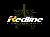 redline background