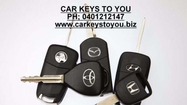 Car Keys To You