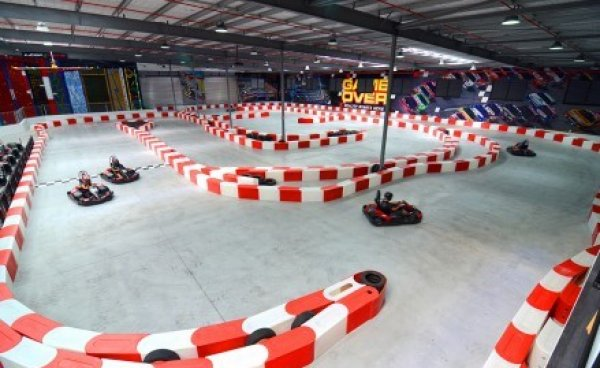 NEW STATE OF THE ART ELECTRIC KARTS!