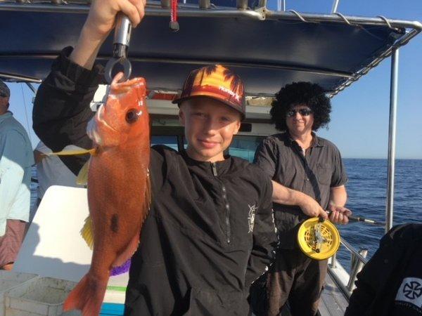 CUSHY FISHING CHARTERS