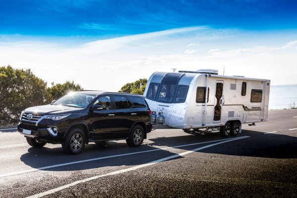 Luxury Caravan Hire