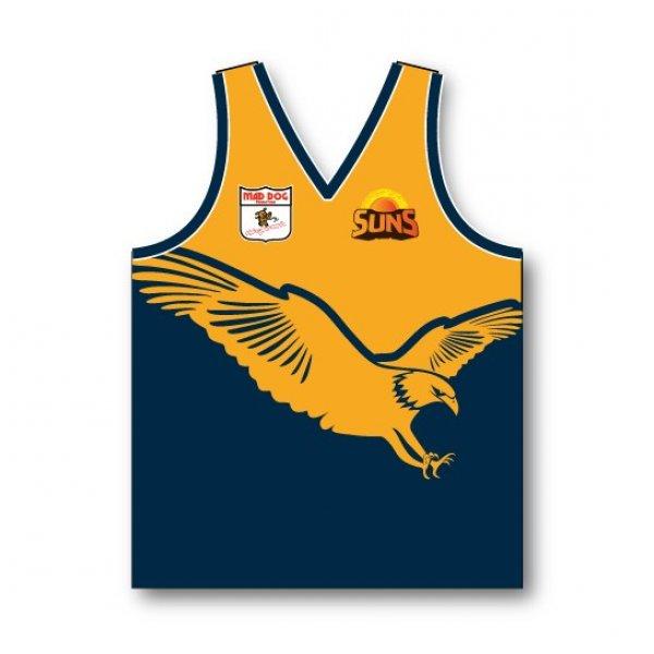 Custom made AFL Uniforms in Australia