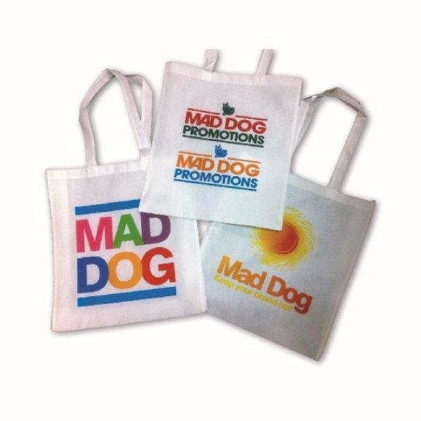 Bulk Personalised Calico Bags in Perth