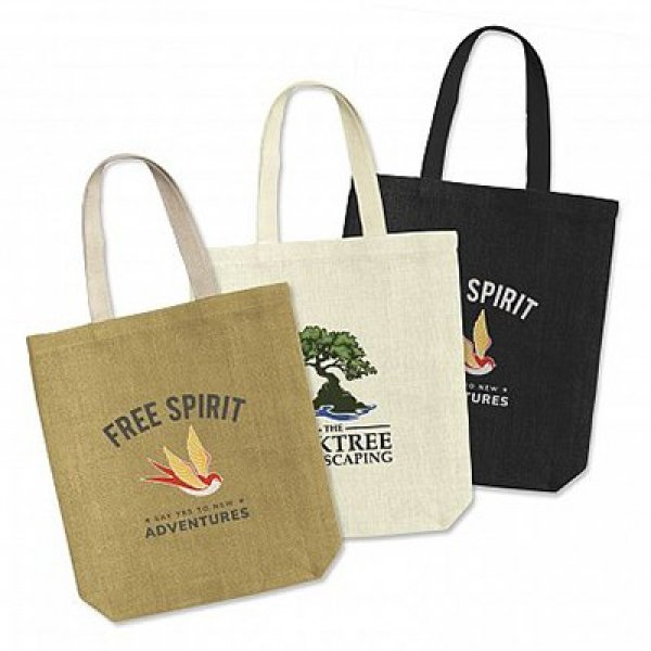 Personalised Jute Bags in  Australia