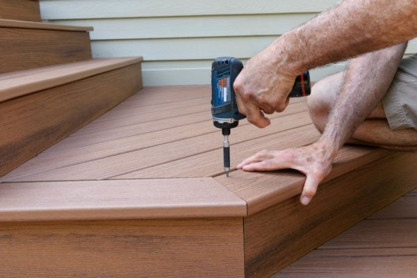 Timber Decking Design and Installation