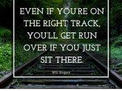 traiin tracks