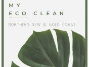 My Eco Clean Logo